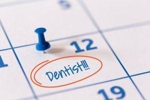 dentist appt image for recall blog
