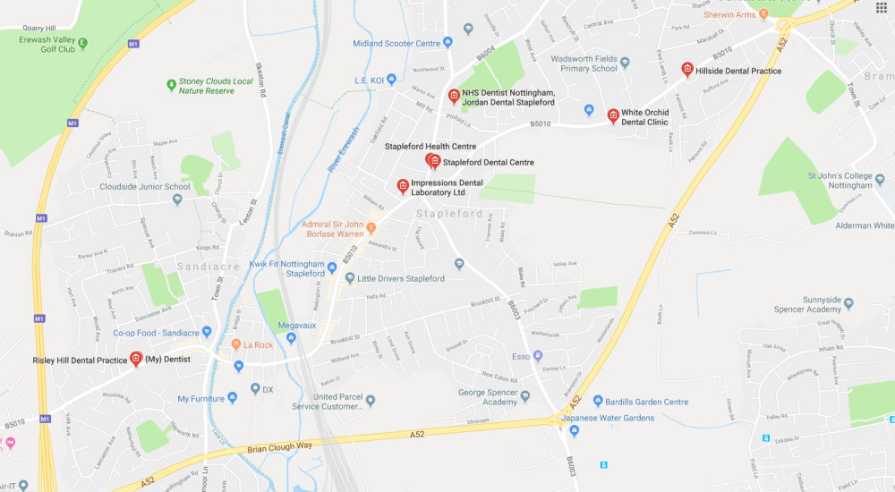 Local SEO for Dentists